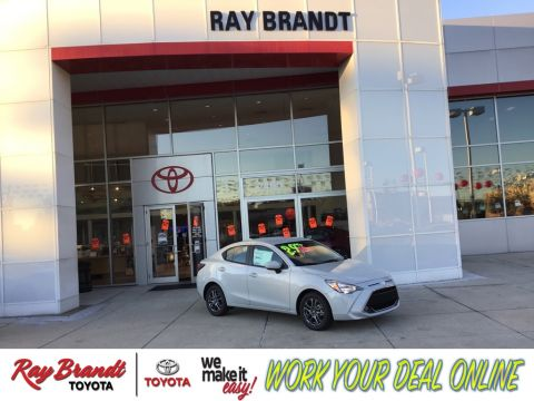 New Toyota Cars Trucks Suvs For Sale Ray Brandt Toyota In Kenner